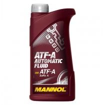 Масло за хидро-усилвател и автоматична трансмисия Mannol ATF-A Automatic Fluid