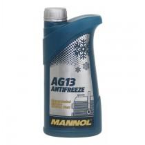 Антифриз концентрат жълт -74°C MANNOL Hightec Antifreeze AG13