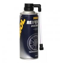 Спрей за помпене и ремонт на спукани гуми MANNOL Reifen Doctor