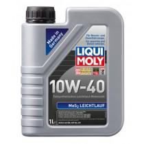 Моторно масло LIQUI MOLY MoS2 Leichtlauf 10W-40 1л